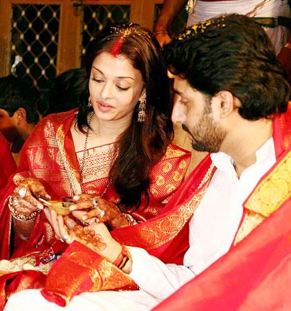 Aishwarya Rai Wedding Album Shadi Pictures