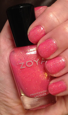 Zoya, Zoya nail polish, Zoya Summer 2014 Bubbly Collection, Zoya Harper, nails, nail polish, nail lacquer, nail varnish, #manimonday, Mani Monday, manicure