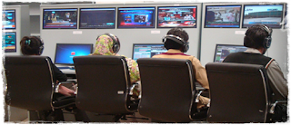 Control Room of PEMRA in Pakistan