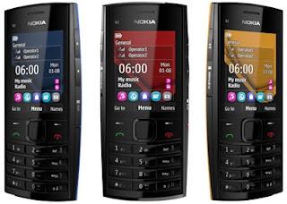 Nokia X2-02 Dual SIM Mobile