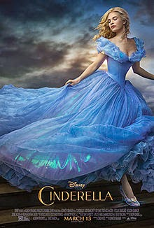 cinderella 2015 movie poster, cinderella 2015 movie review