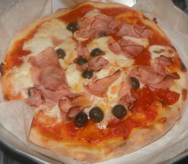 pizza napoletana classica