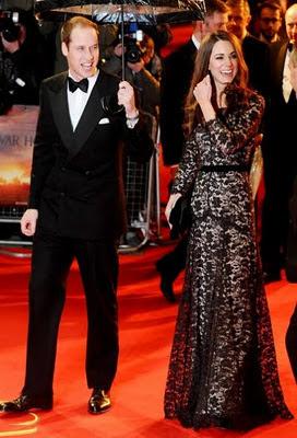 Princess Kate Middleton elegant