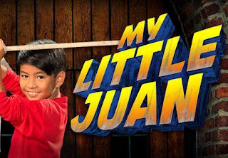 My Little Juan Horror Fantasy Comedy TV Series ABS-CBN Kapamilya