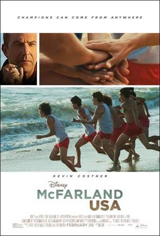 mcfarland McFarland, USA Review -McFarland USA Opens in Theaters February 20th