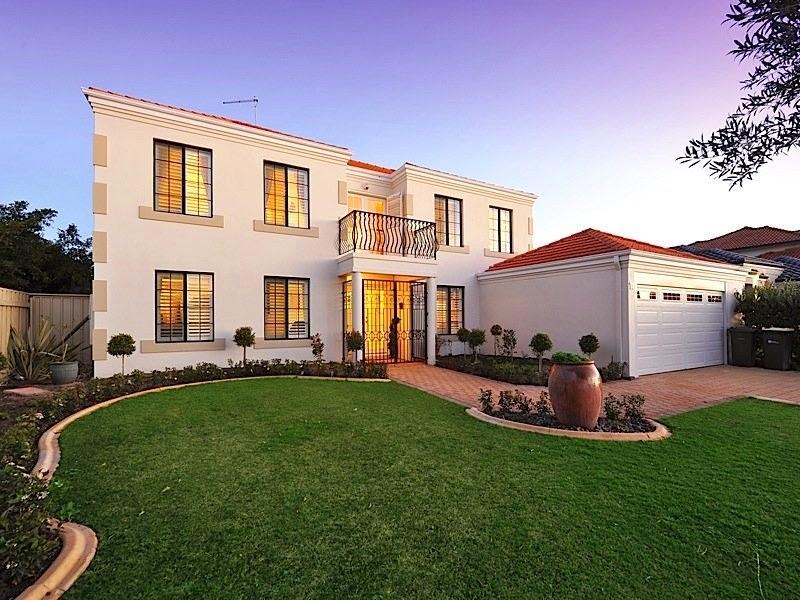Casas con balcones y terrazas car interior design for Casas con terrazas modernas