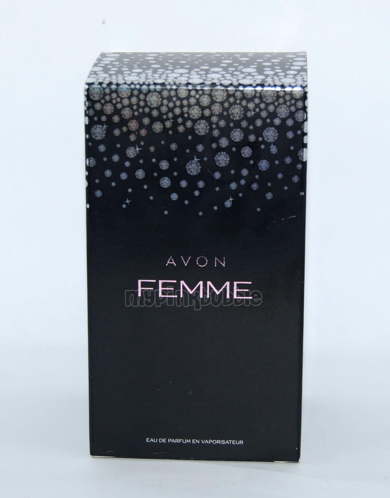 Avon perfume Femme