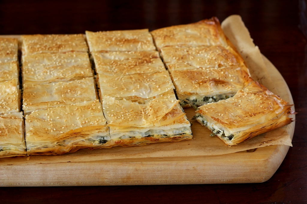 Spinach Pie Recipe   Search Results   All Simply Cooking Blog, Recipes ...