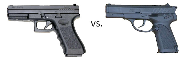 pistolcompare AirSplat Safety Week   Spotting the Difference