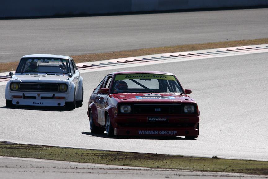Nissan Sunny B110 & B310