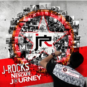 Download Full Album J-Rock Nescafe Journey