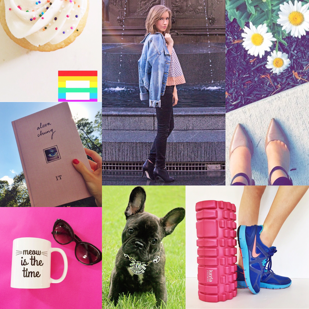 Step Inside My Closet, Instagram Recap, The Shopping Bag, Kayla Itsines, Bikini Body Guides, Alexa Chung, Jessica Simpson, A Cup Of Quotes, summer, love wins, equality, Nine West,