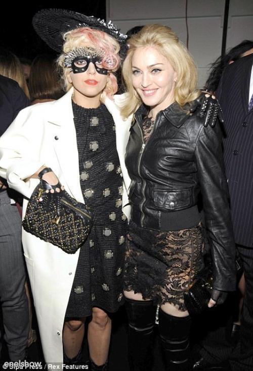 Madonna Fashion