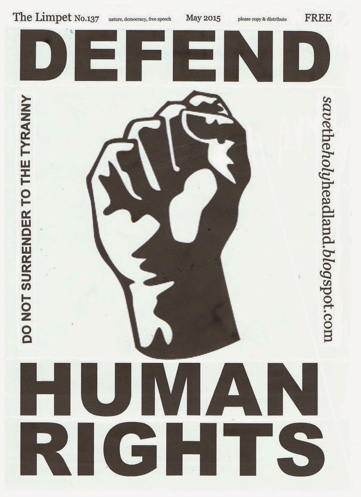 How should we defend human rights?