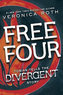 Free Four, Veronica Roth, Tobias, Divergent