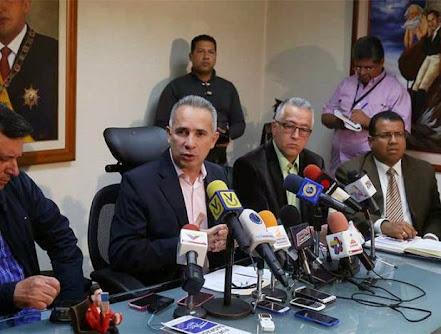 Seis proyectos de ley sobre seguridad ciudadana serán presentados al Ejecutivo