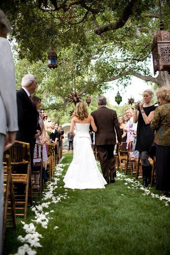 The Sunshine Bride Beautiful Ceremony Amp Reception For Less Than 5000 Weddings For Less