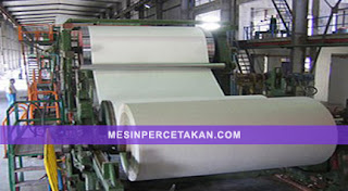 Pabrik kertas pulp Indonesia