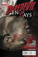 Daredevil End of Days #2 Cover