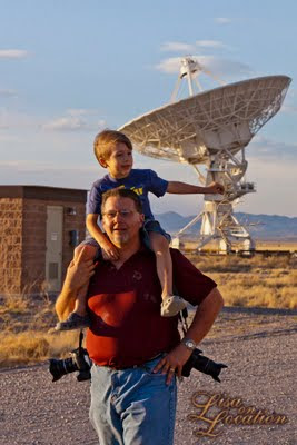 Very Large Array, National Radio Astronomy Observatory, New Mexico