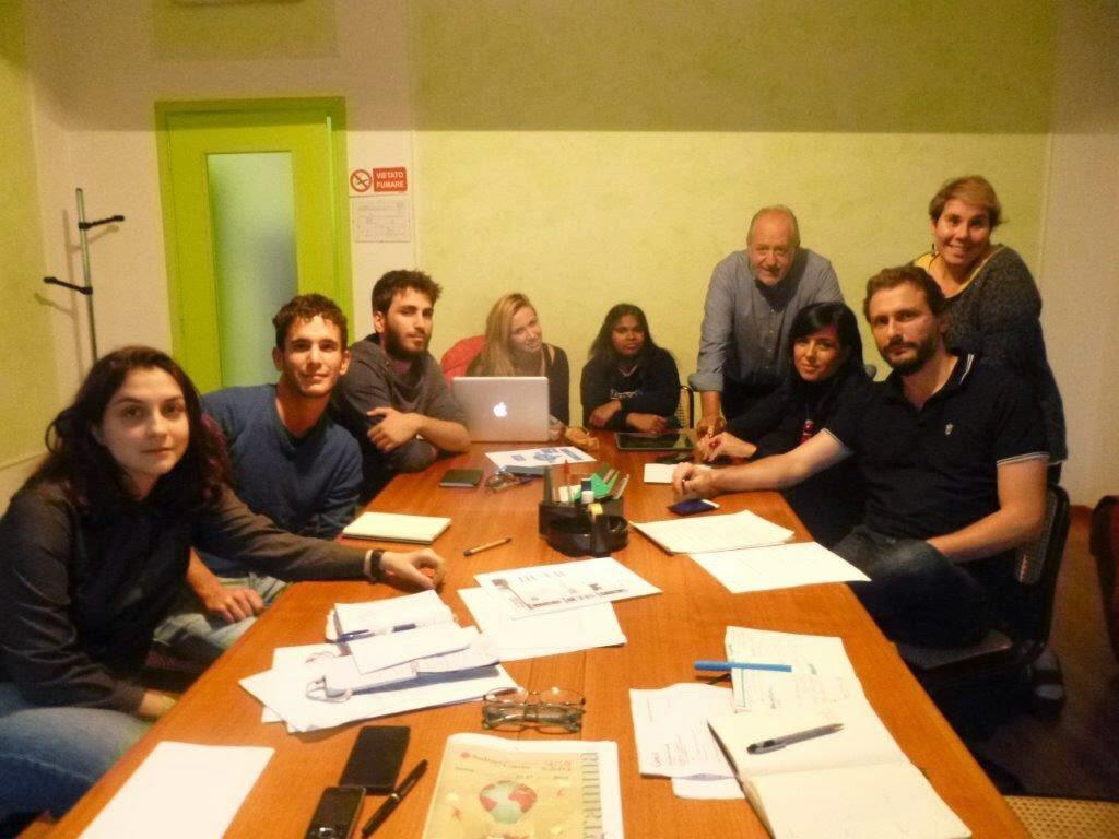 La redazione di Antropos ed Ecograffi