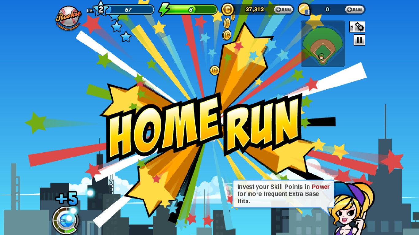 Baseball Heroes Cheat: Max Combos and Random Skills Hack