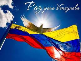 Oración por la paz de Venezuela