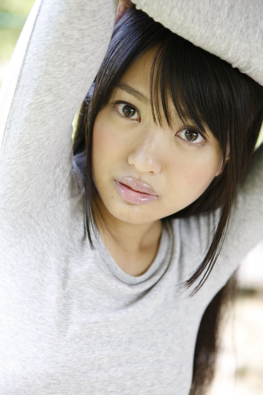 Rie Kitahara thick lip Japaense girl | Japan Girl