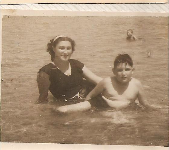 aquellos veranos del 50, con nesa