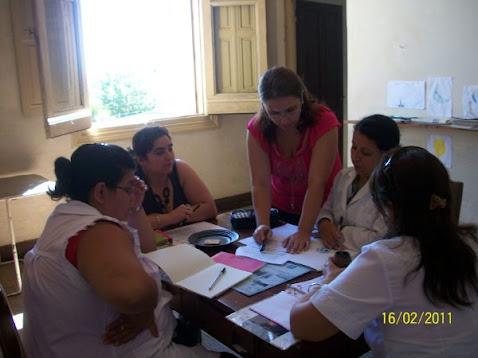 DOCENTES ESTUDIANDO - Formación Docente Contínua en Servicio - Dpto Nogoya