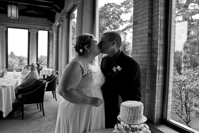 Wheatleigh hotel, Lenox Berkshire MA wedding, elopement, reception, kiss, cake, cutting, cupcake, details photography, photographer, documentary
