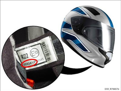 """Ανάκληση του κράνους """"BMW Sport Helmet"""" από τη BMW Motorrad"""