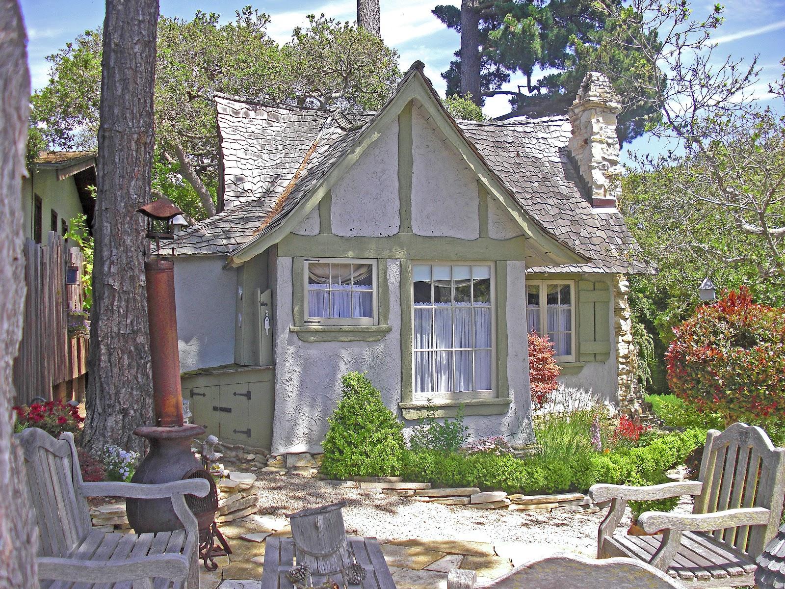 Fairy Tail House Plans