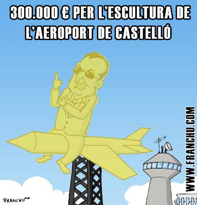 aeropuerto castellon, carlos fabra, crisis