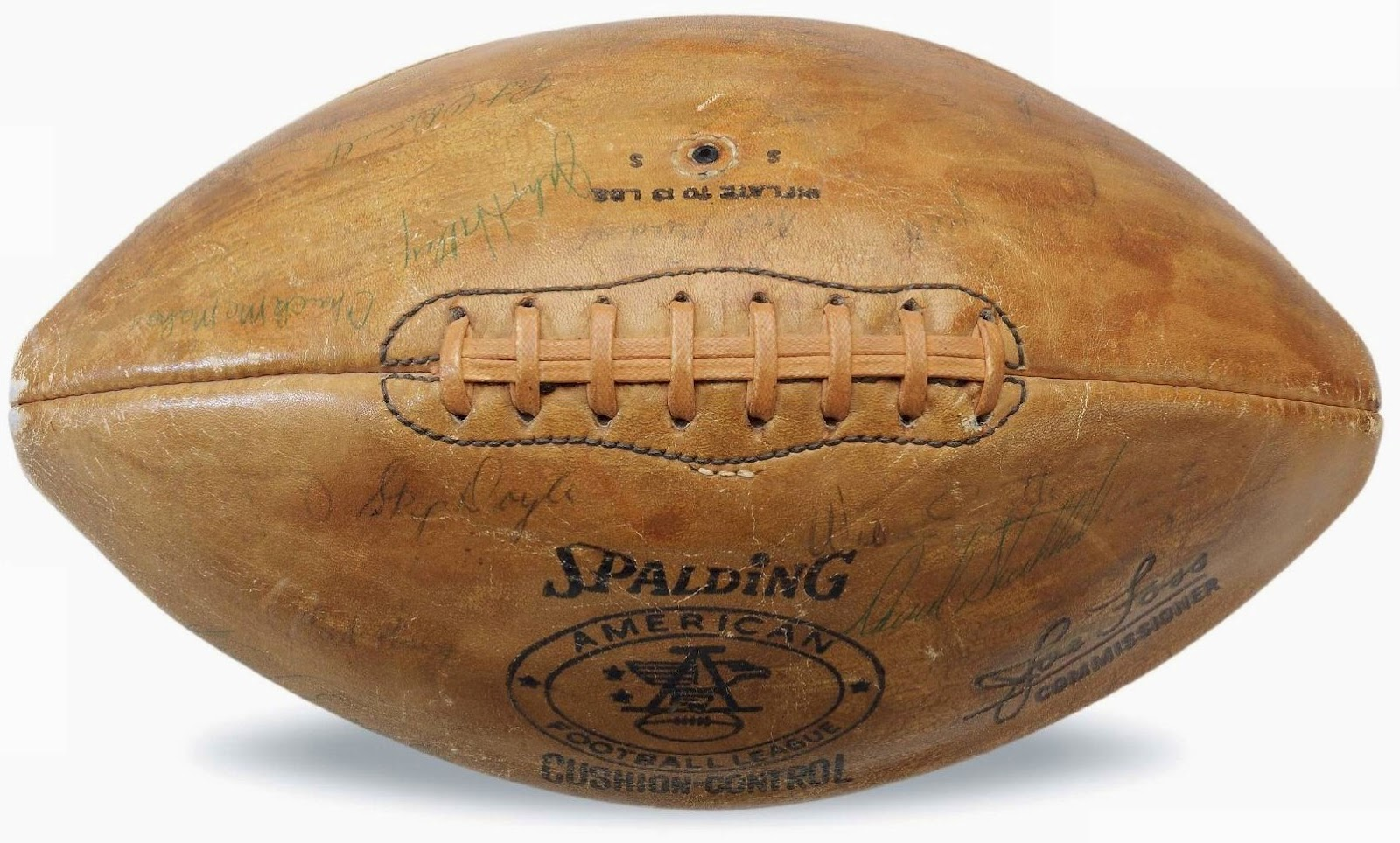 OLD AFL ball