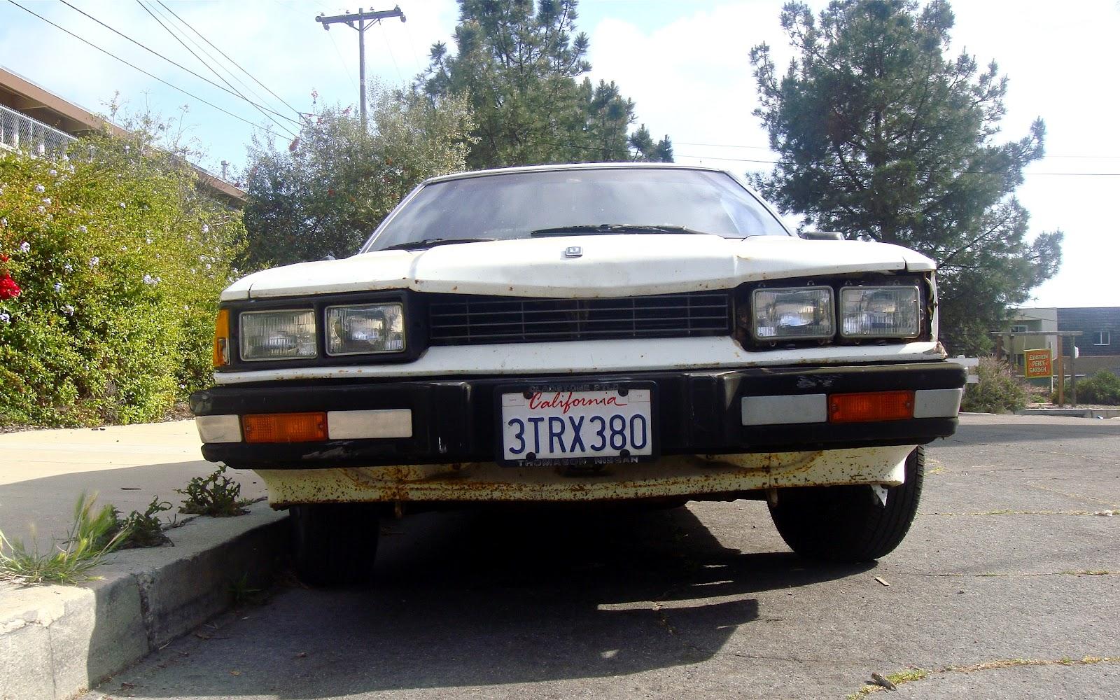 1981 nissan 200sx hatchback