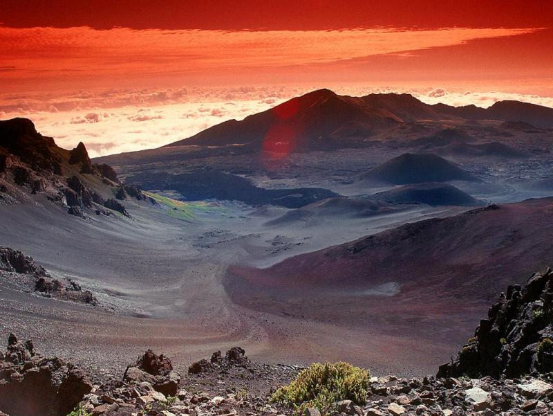 Haleakala National Park - Hawaii - 84.0KB