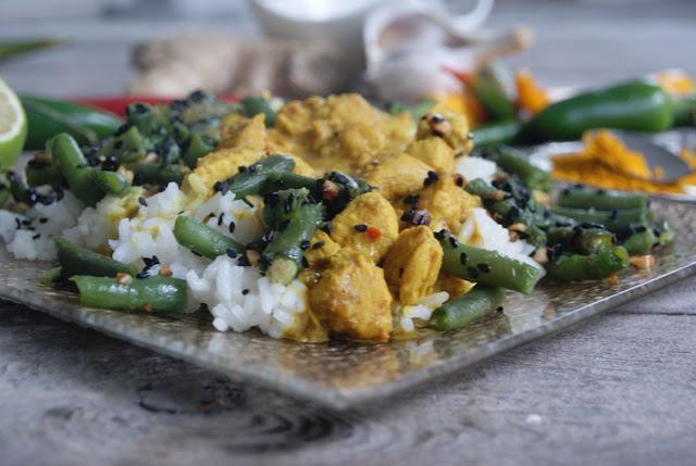 Przepis na domowe curry, najlepsze curry, rozgrzewające danie, przepis na rozgrzewające curry, danie indyjskie, aromatyczne curry