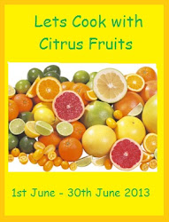 Lets Cook with Citrus fruits