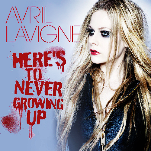 Avril Lavigne - Here's To Never Growing Up - traduzione testo video download