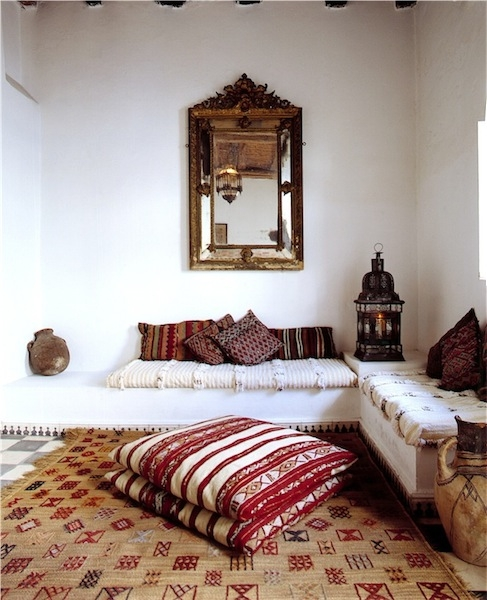 Moon To Moon: Creating Moroccan Style Sitting Rooms
