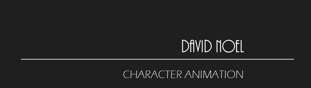 David Noel Animation