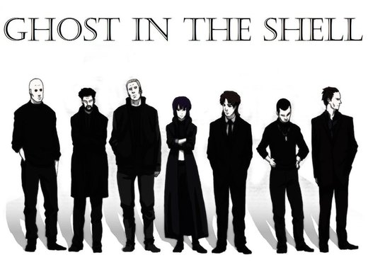 Ghost in the shell por nick511