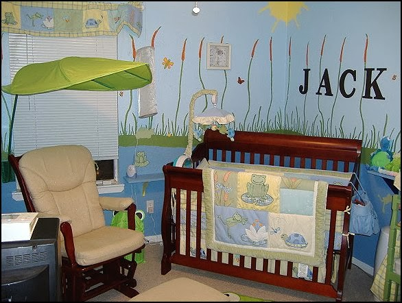 Frog theme bedrooms decorating ideas and frog theme decor