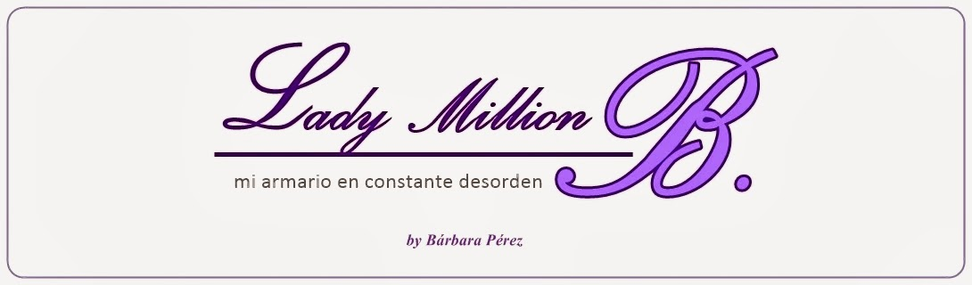 Lady Million B. | Fashion Blog