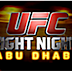 UFC FIGHT NIGHT ABU DHABI: Nogueira vs. Nelson.