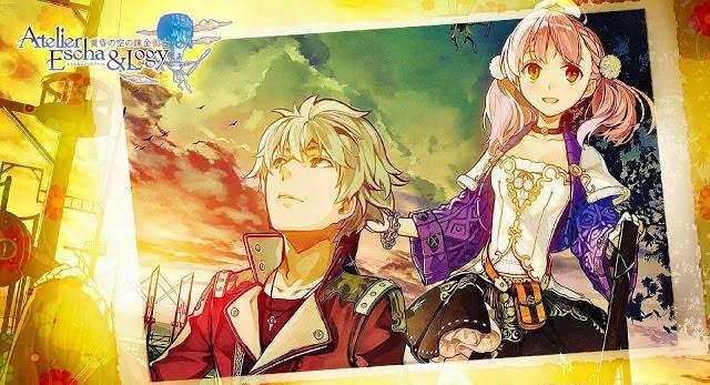 OST Atelier Escha & Logy: Alchemists of the Dusk Sky