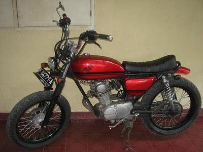 Modif Yamaha Byson Jap Style