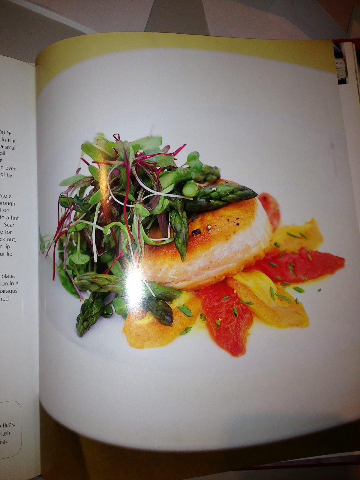 Salmon medallions. Cooking secrets 54