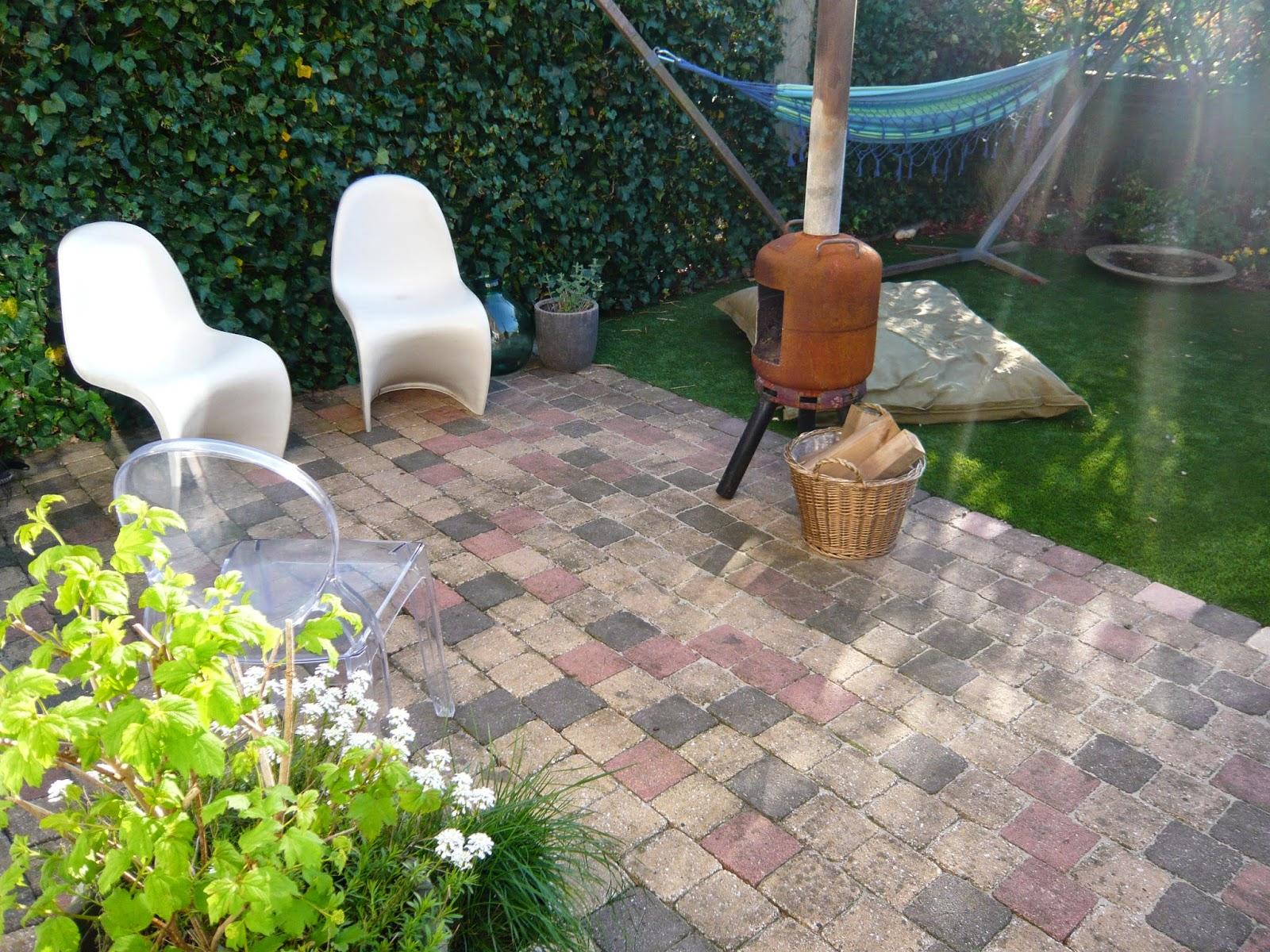 Binnenkijken Marieke Rusticus : Marieke rusticus styling garden